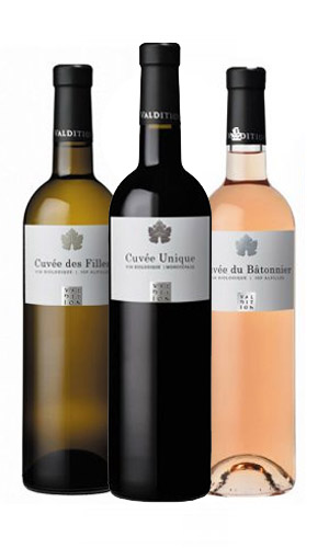 CUVEES PARTICULIERES